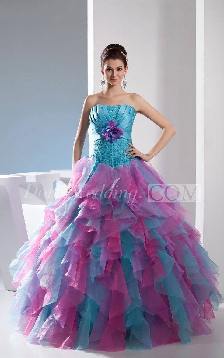 Mejores 132 imágenes de Sweet 16 Dresses en Pinterest | Correas de ...