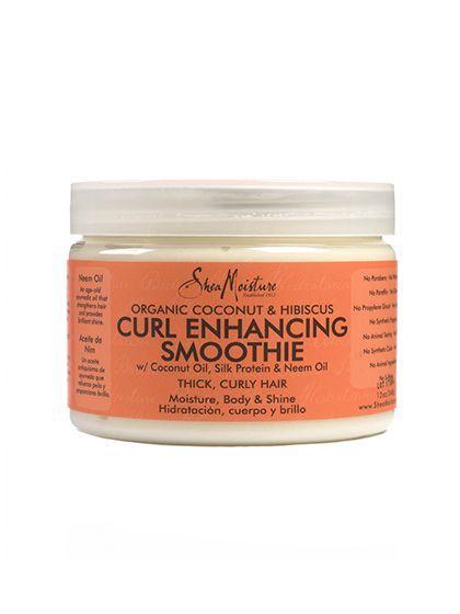 Shea Moisture Coconut & Hibiscus Curl Enhancing Smoothie | allure.com