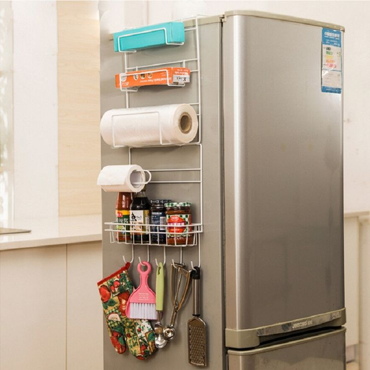Inexpensive Kitchen Storage Ideas: 25+ Best Fridge Storage Ideas On Pinterest