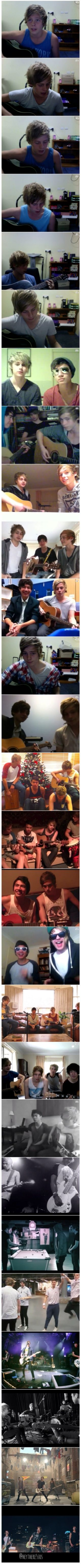 All 5sos covers and videos that haven't been deleted. [ @Heythere5sos ]
