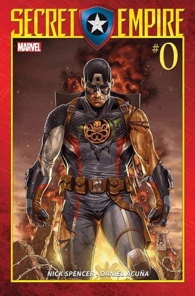 Marvel divulga imagem indicando uma nova grande saga nos quadrinhos! - Legião dos Heróis