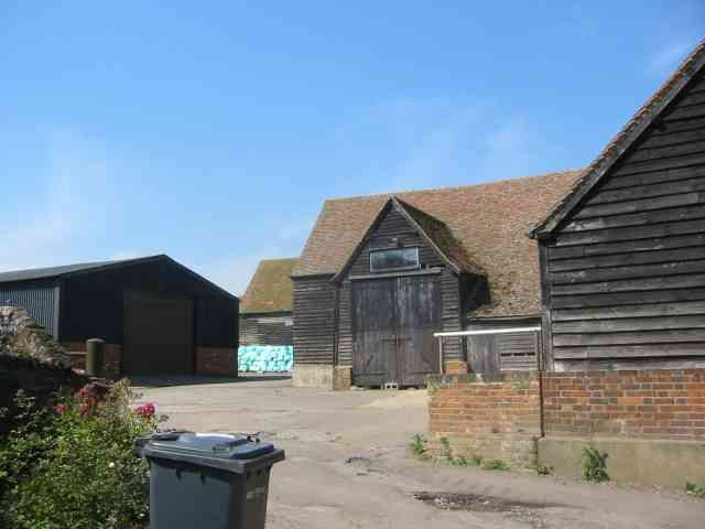 Farm Buildings at Codicote Bottom