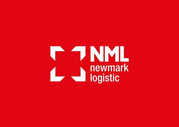 Branding // NML // Newmark Logistic on Behance