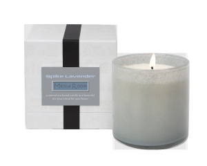 LAFCO spike lavender candle, I mean come on