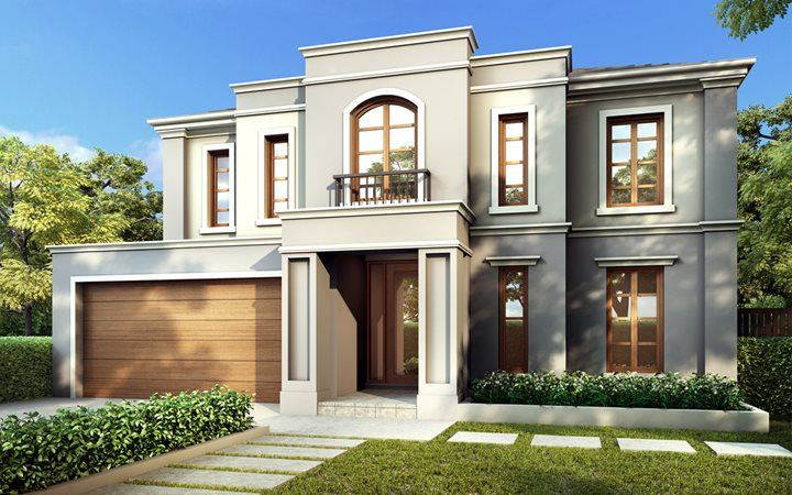 706 best images about home design exteriors front on for Metricon new home designs