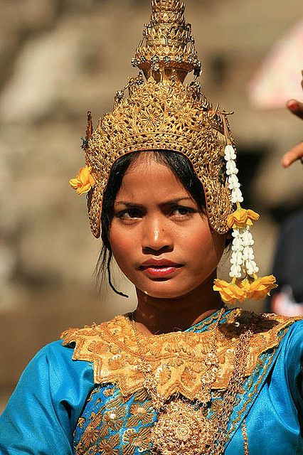 Cambodia - Khmer Dancer