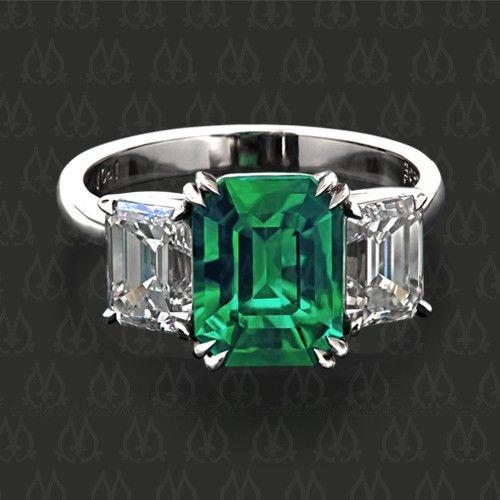 25 best ideas about emerald rings on pinterest vintage. Black Bedroom Furniture Sets. Home Design Ideas
