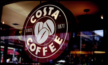Costa Coffee... with friends <3