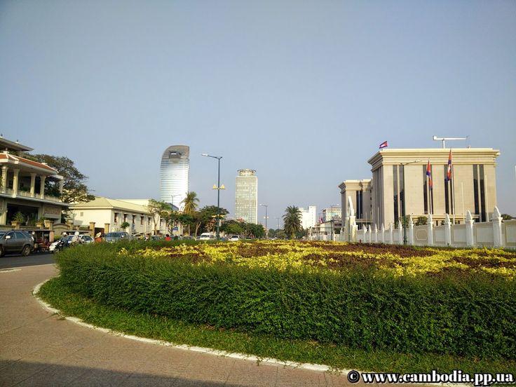 Камбоджа Пномпень фото