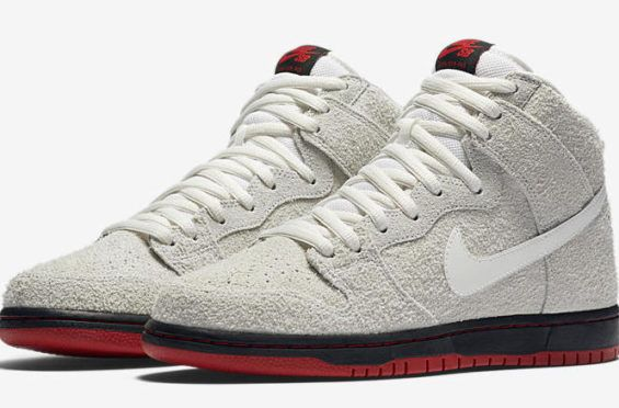 The Black Sheep x Nike SB Dunk High Wolf In Sheep's Clothing Will Get A Wide Release Next Week