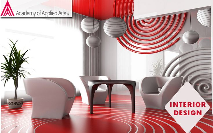 Interior design is making the best possible use of the available space. for more visit http://www.academyofappliedarts.com/interior-design/