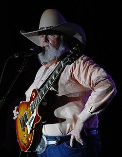 Charlie Daniels Band ~ Saw them at House of Blues in Orlando, FL. The show was amazing.