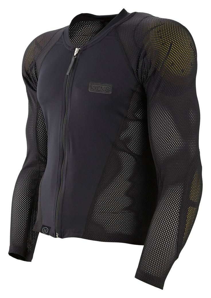 The Knox Venture Shirt is the low profile, multi activity, armored zip up jacket with a focus on ventilation and comfort.