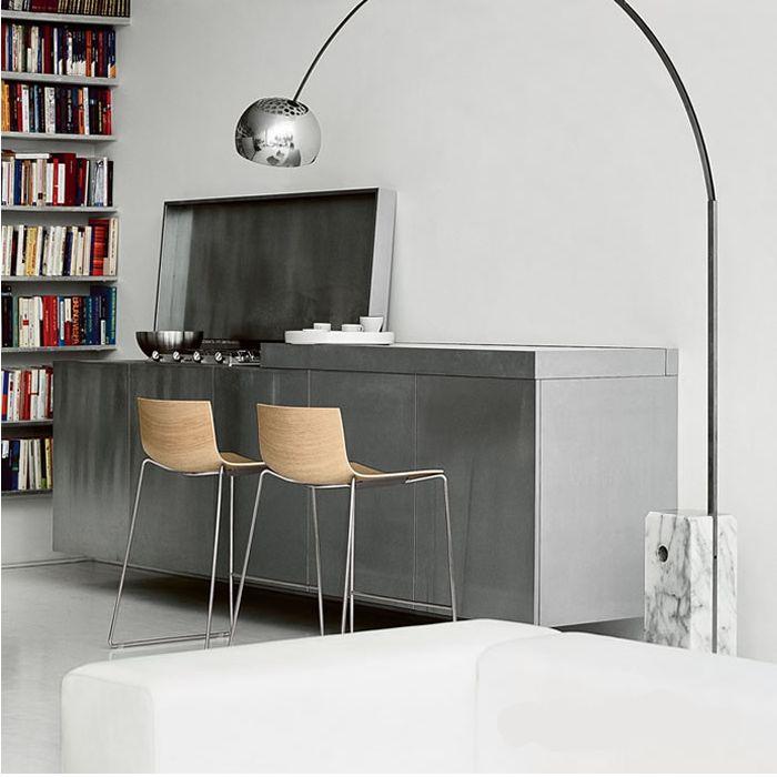 Arco by Flos #Design #interior  #homedecor #lamp   #workspace