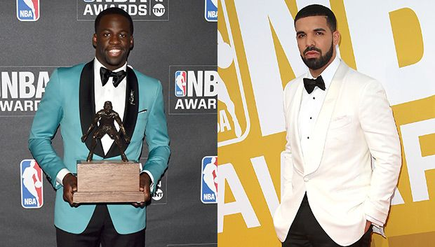 Draymond Green Claps Back At Drake: Diss My NBA Awards Outfit? Your Fashion Sense Is Just 'Wrong' https://tmbw.news/draymond-green-claps-back-at-drake-diss-my-nba-awards-outfit-your-fashion-sense-is-just-wrong  The feud is back on! Draymond Green and Drake reignited their beef at the NBA Awards, after Drizzy roasted the basketball star's outfit. Draymond decided to clap back by saying Drake's own taste in fashion is busted!Perhaps one of the best moments of the inaugural NBA Awards on June…