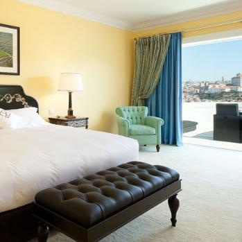 Superior Room at The Yeatman Hotel, #Porto