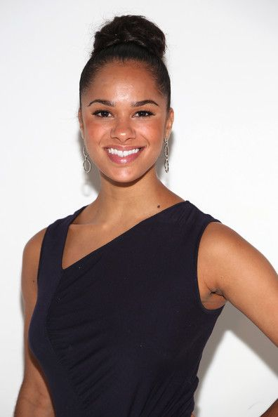 Misty Copeland Photos Photos - Ballerina Misty Copeland attends the American Ballet Theatre opening night Spring Gala at Lincoln Center on May 13, 2013 in New York City. - Celebs at the American Ballet Spring Gala