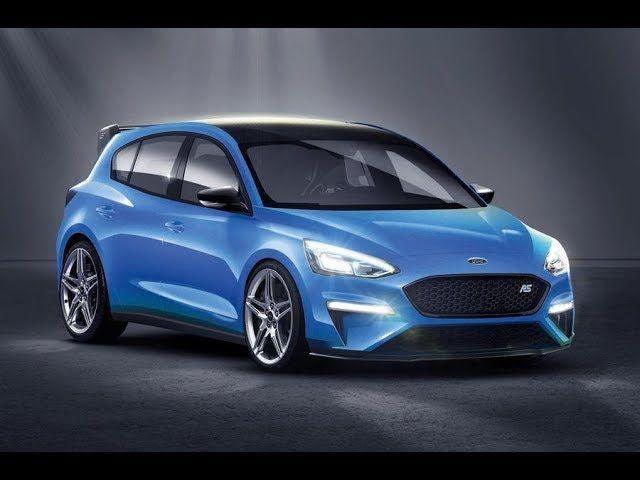 Ford Focus Rs 2020 Cavalli Ipotizzati Sgommo It Ford Focus
