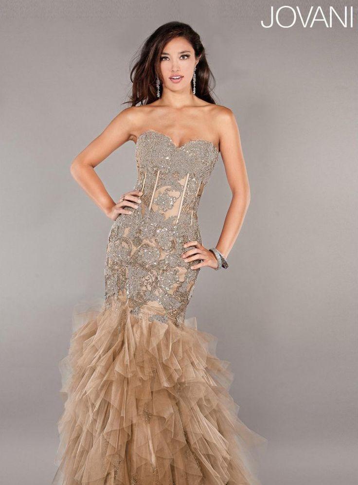 8 besten Jovani Prom Dresses Bilder auf Pinterest | Abendkleid ...