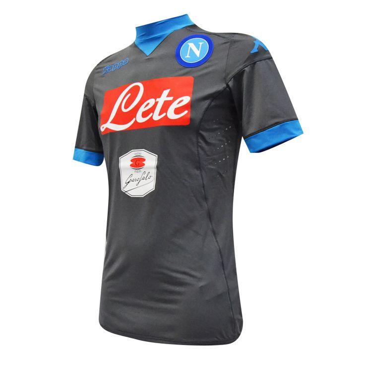 Napoli Maglia Away 2015-16