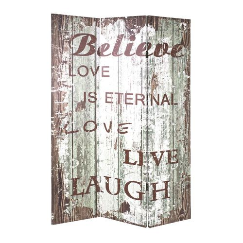 Found it at Wayfair.co.uk - Believe Screen