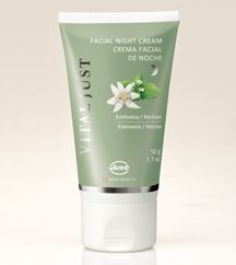 Crema Anti-Arrugas de Noche Vital Just