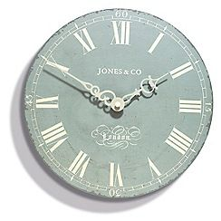 Jones - The 25cm Duck Egg DarwinWall Clock