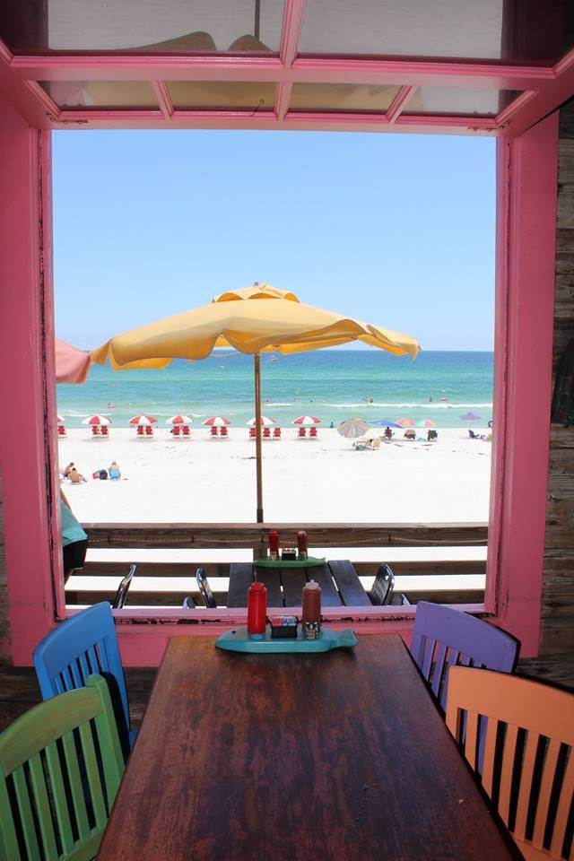 Pompano Joe's - Destin, FL - One of our most favorite places to eat!!!