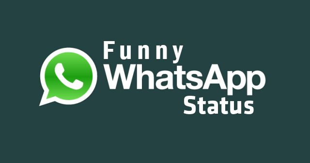 In this post I am going to share some best funny Whatsapp status to give a funny tagline on your profile. Check all funny status for whatsapp in hindi.