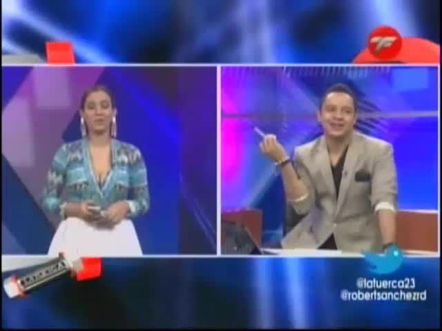 """Robert Sánchez Y Eledy Cruz Presentan: """"Las Presentadoras Mas Sexy De La Tv Dominicana"""" #Video"""