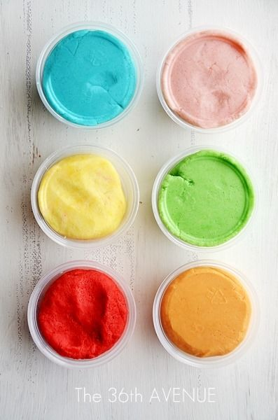 Kool-Aid Playdough Recipe ~ This is an awesome and easy recipe!