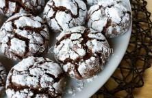 biscotti morbidi al cioccolato ricetta