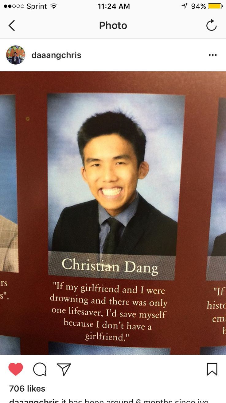 Untitled | Humor | Funny yearbook quotes, Funny yearbook ...
