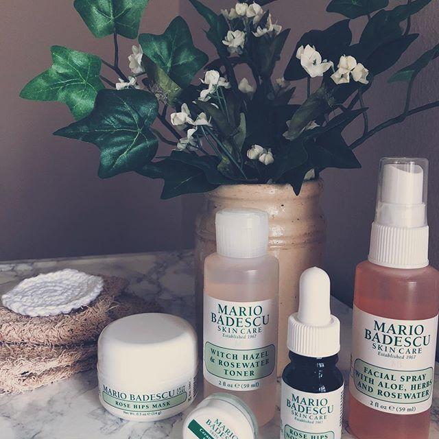 Mario Badescu Skin Care Routine From Ulta Mario Badescu