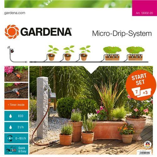 Gardena MicroDrip Startset M mit Bewässerungscomputer Jetzt bestellen unter: https://moebel.ladendirekt.de/garten/gartenmoebel/gartenmoebel-set/?uid=d26f3586-2746-58ab-9f53-7f29c87c859d&utm_source=pinterest&utm_medium=pin&utm_campaign=boards #garten #gartenmoebel #gartenmoebelset