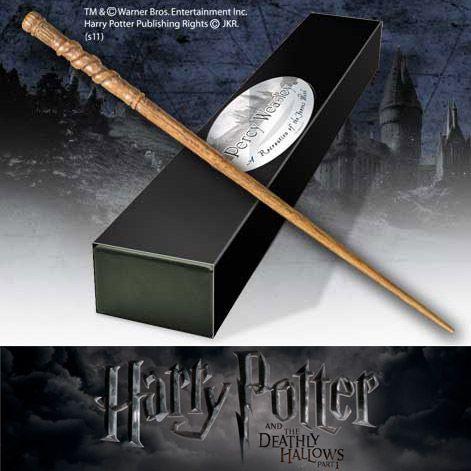 Harry Potter - Bacchetta Magica di Percey Weasley http://www.coltelleriacollini.it/harry-potter-bacchetta-magica-di-percey-weasley/