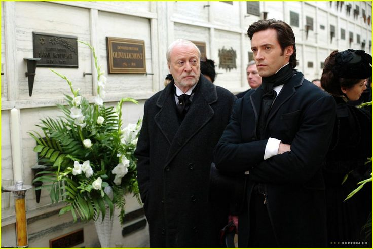 The Prestige | Michael Caine & Hugh Jackman