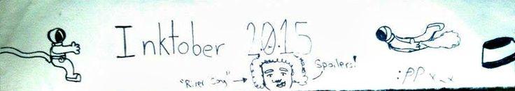 #Inktober2015 Spoilers
