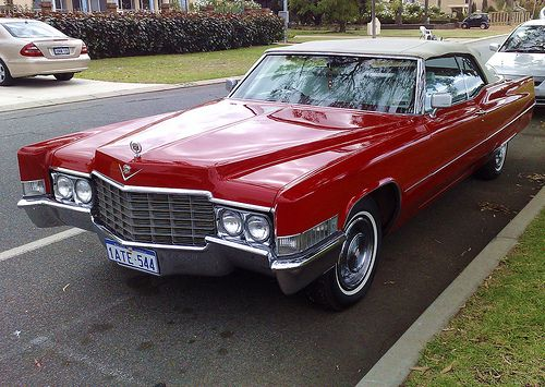 31 best 69 cadillac deville images on Pinterest | Cadillac ...