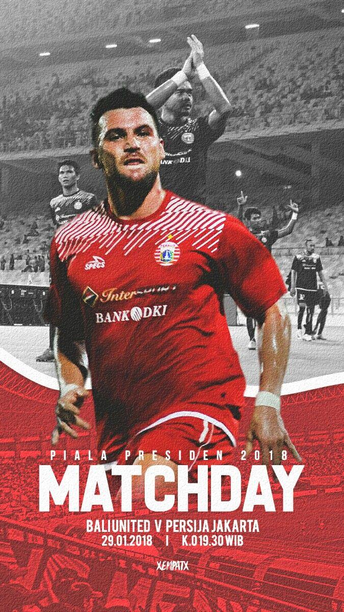 Matchday Bali United Vs Persija Jakarta Olahraga