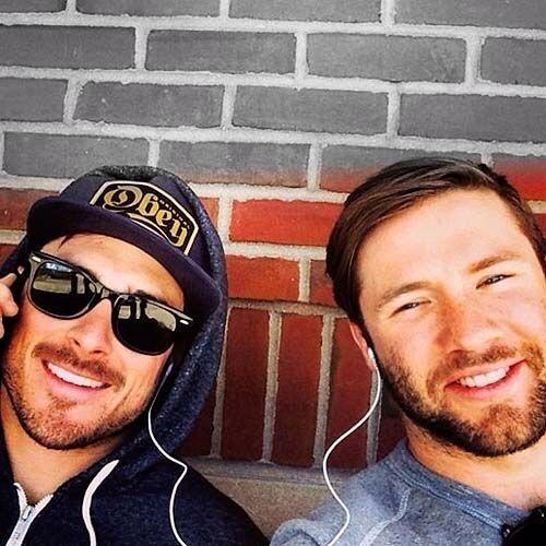 Danny Amendola and Julian Edelman.