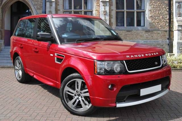 2012 Land Rover Range Rover Sport 3.0 Sdv6 HSE 5Dr Auto | £46,000