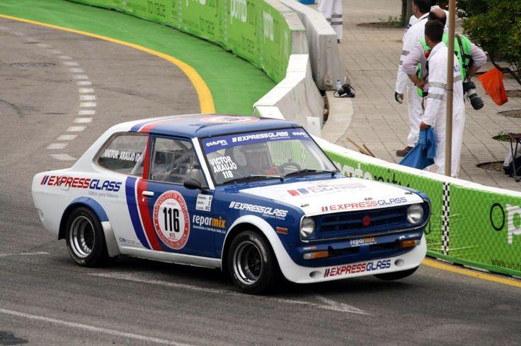 Nissan Sunny (B110) Race Car
