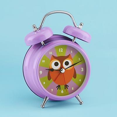 Kids Alarm Clocks: Kids Early Bird Alarm Clock in Clocks