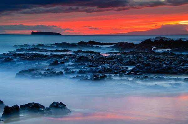 Wispy Makena Sunset by Peter Liu Photography: Maui Fav, Hawaii Beautiful, Maui South, Favorite Places, Makena Beaches, Maui 333, Makena Sunsets, Liu Photography, Maui Hawaii
