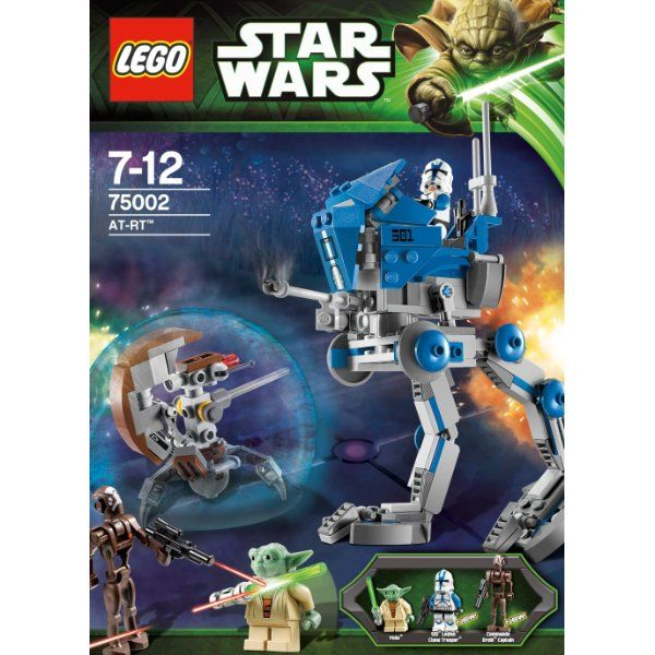LEGO Star Wars #75002 - AT-RT