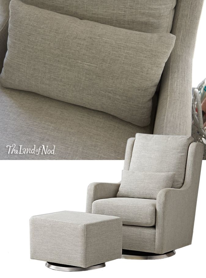 Our expertly crafted upholstered rocking chairs feel at home in any nursery, living room or kids shared kids bedroom.