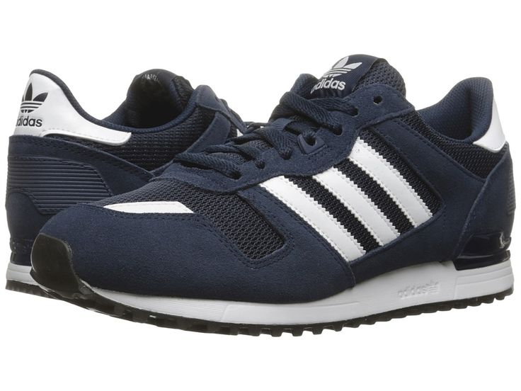 ADIDAS ORIGINALS ADIDAS ORIGINALS - ZX 700 (COLLEGIATE NAVY/FOOTWEAR  WHITE/CORE BLACK