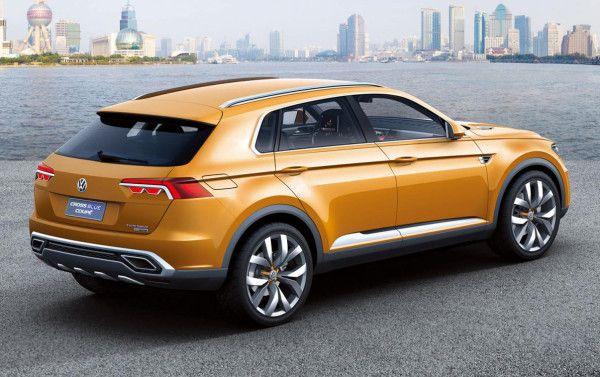 2014 Volkswagen Tiguan 2WD Side 600x377 2014 Volkswagen Tiguan Full Review With Images