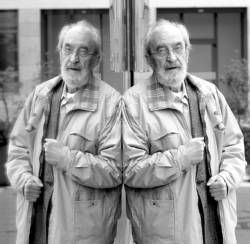 En Oviedo, su ciudad natal en 2005.